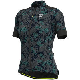 Alé Cycling Off-Road Gravel Joshua SS Jersey Women flowers/black